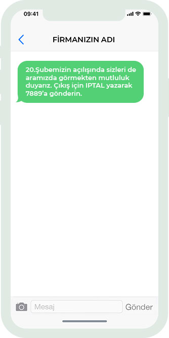 Toplu SMS in Avantajları