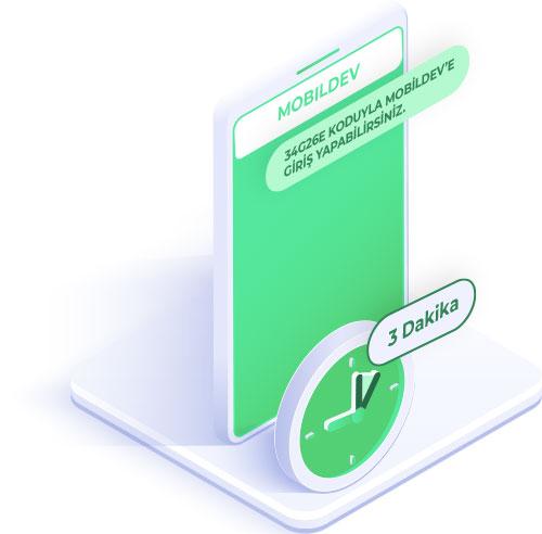 OTP SMS Tek Kullanımlık Şifre